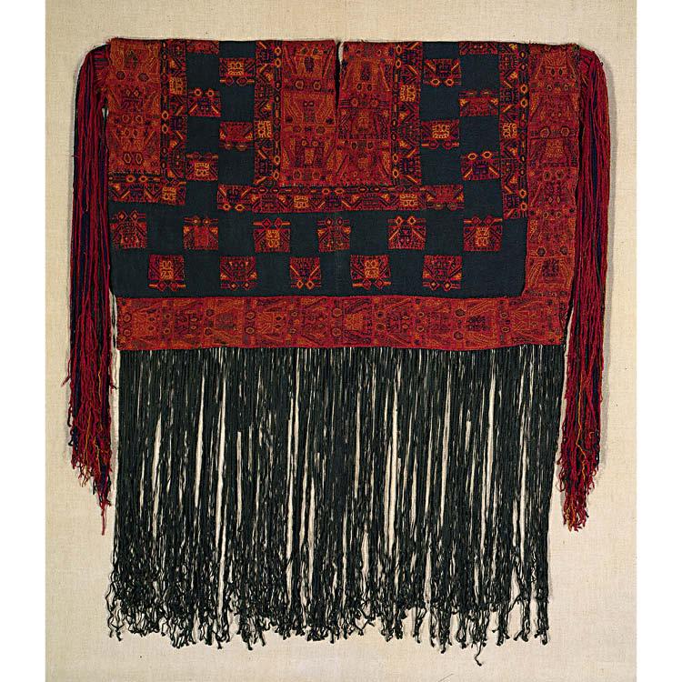 Paracas Textiles