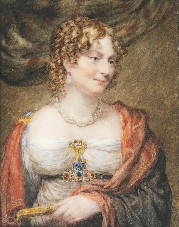 Portrait of Anne Law (née Towry), 1st Lady Ellenborough (1760–1843)