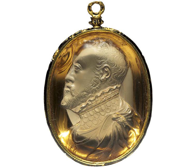 Portrait of Philip II, King of Spain