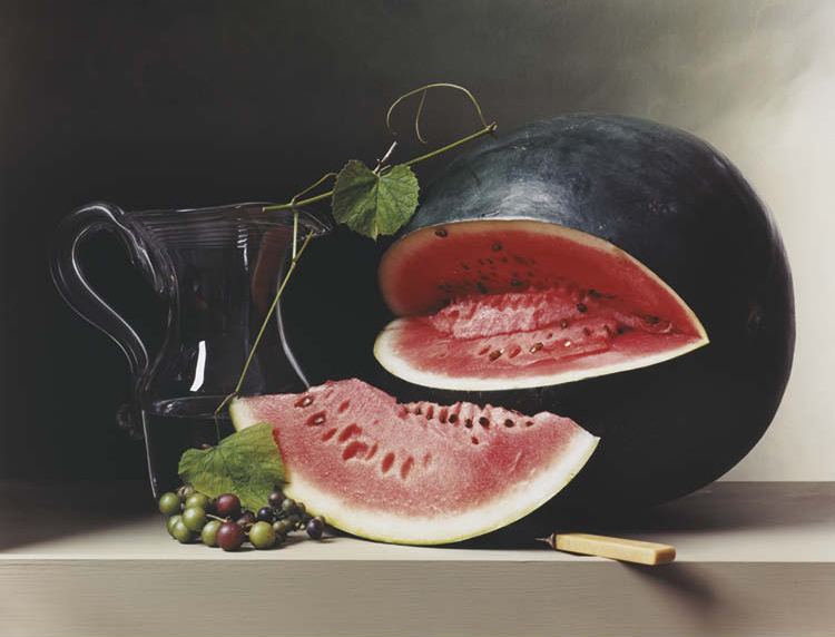 Early American, Melon and Pitcher