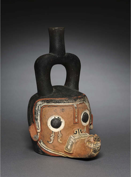 Deity–Head Vessel