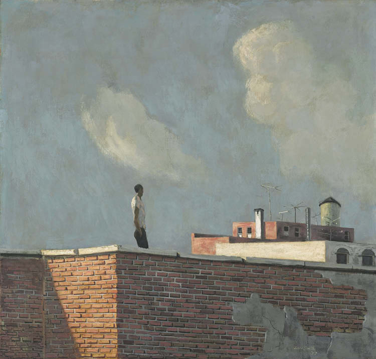 Untitled (Rooftop View)