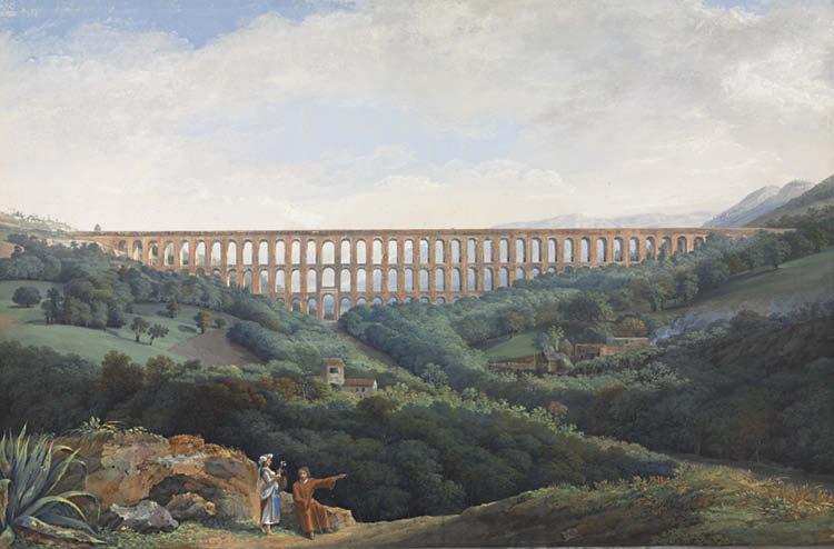 The Aqueducts at Caserta