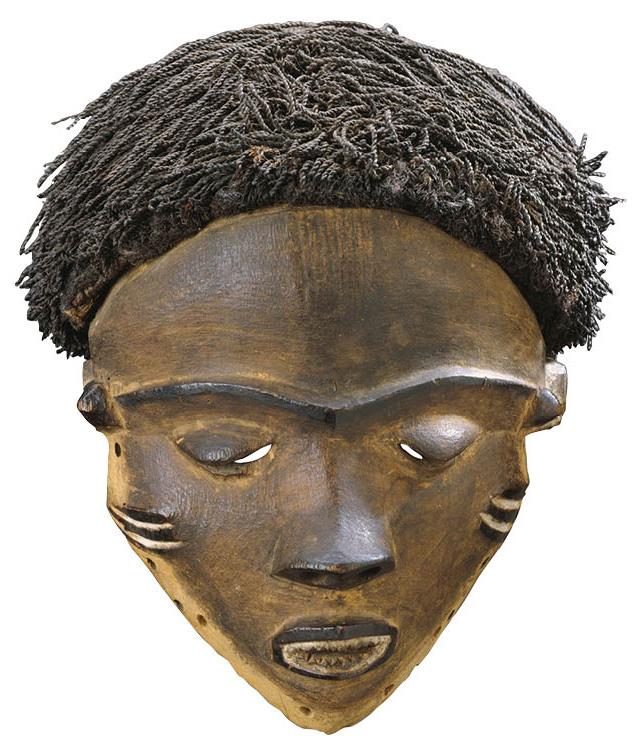 Female Face Mask, Gambanda