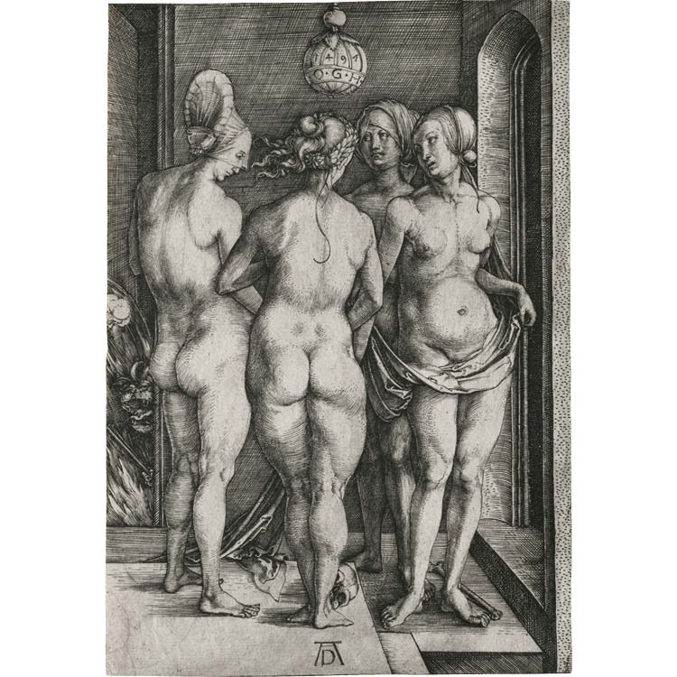 Four Naked Women