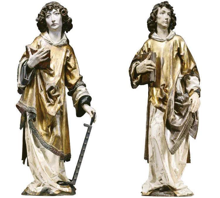 Saints Lawrence and Stephen