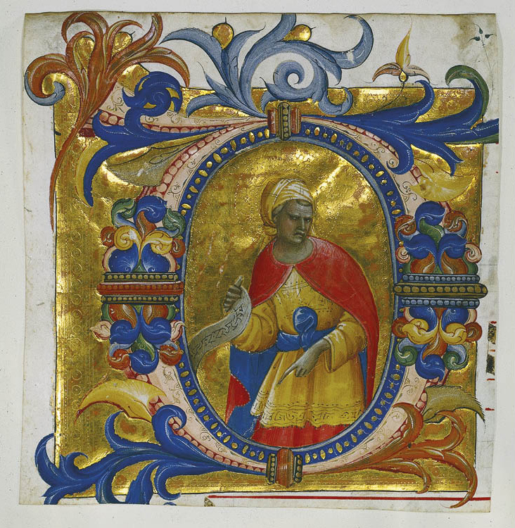Initial O from a Gradual