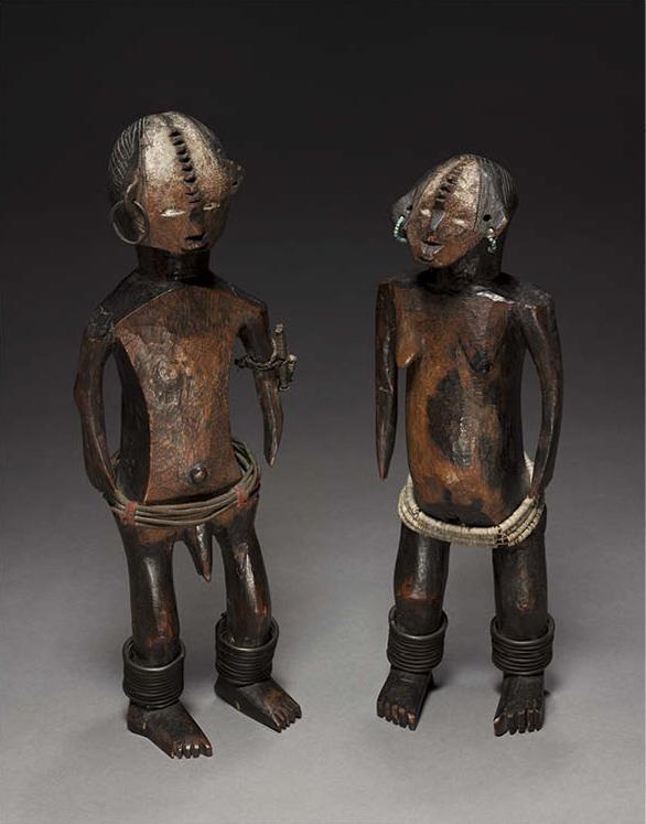 Figure Couple