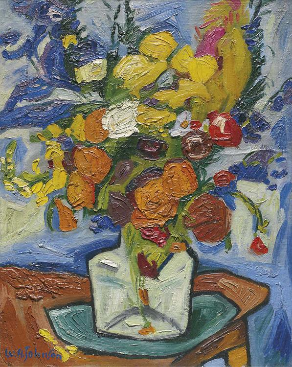 Untitled Still Life, Flowers