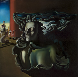 The Dream, 1931. Salvador Dalí. John L. Severance Fund, 2001.34. © Salvador Dalí, Gala-Salvador Dalí Foundation / Artists Rights Society (ARS), New York