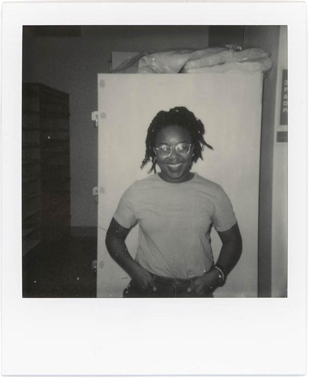 Self-Portrait Amber N. Ford (American, b. 1994).  © Amber N. Ford 2019