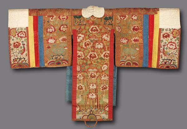 Bride's Robe, 1700s. Korea, Joseon dynasty (1392–1910). 1918.550