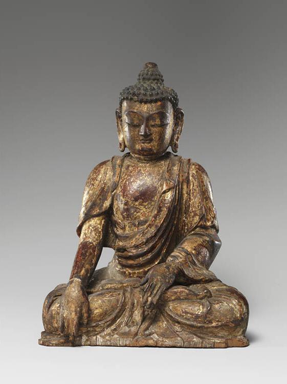 Met Buddha