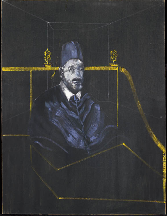 Study for Portrait VI 1953. Francis Bacon (British, born Ireland, 1909–1992). Oil on canvas; 151.5 x 116.2 cm. Minneapolis Institute of Art, The Miscellaneous Works of Art Purchase Fund, 58.35. Photo: Minneapolis Institute of Art. © The Estate of Francis