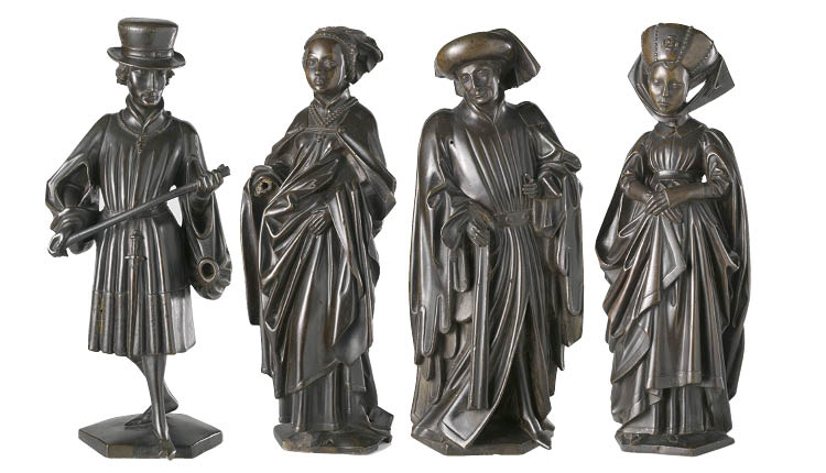 Mourners from the Tomb of Isabella of Bourbon