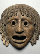 Mask, AD 1–100. Italy, Roman. Charles W. Harkness Endowment Fund, 1929.918