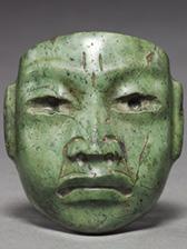Miniature Mask, c. 900–400 BC. Mexico, Olmec. John L. Severance Fund, 1951.319