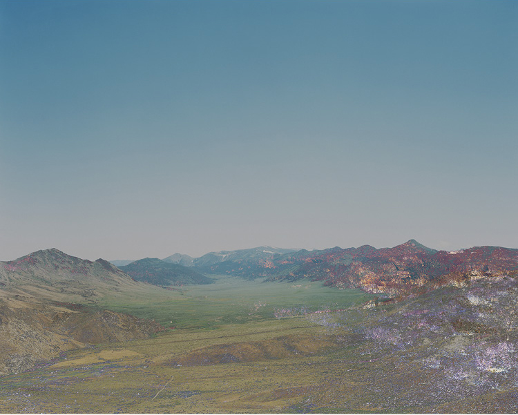 Pass 1 2013. Aaron Rothman. Inkjet print; 64.8 x 81.3 cm