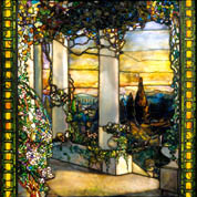 Hinds House Window, Tiffany