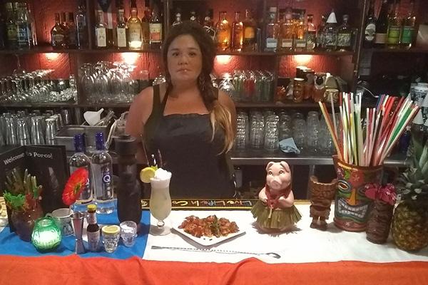 Rosie Galaz, chef/owner of The Tomato Guys Ltd