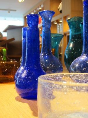 Egyptian Glass Vases
