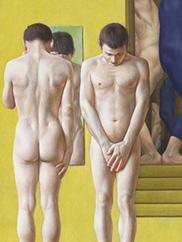 Evasion, 1947. Jared French (American, 1905–1988).