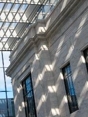 CMA 1916 building detail