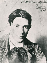 "Image from ""Exhibition on Screen — Young Picasso"""