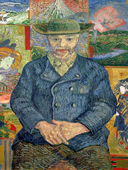"""Image from """"Exhibition on Screen — Van Gogh & Japan"""""""