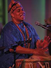 Chief Ayanda Clarke