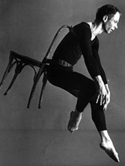 Photo of Merce Cunningham