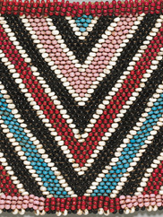 Neck Ornament, 1800s–1900s. South Africa, Northern Nguni people. 2010.207