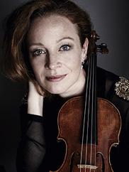 Image of Carolin Widmann. Photo by Lennard Rühle