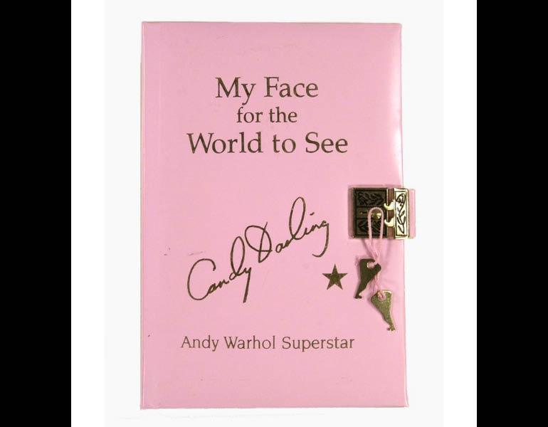 My Face for the World to See is in a diary format and includes actual diary entries from the artist Candy Darling. Call number: HQ77.8.D37 A35 1997