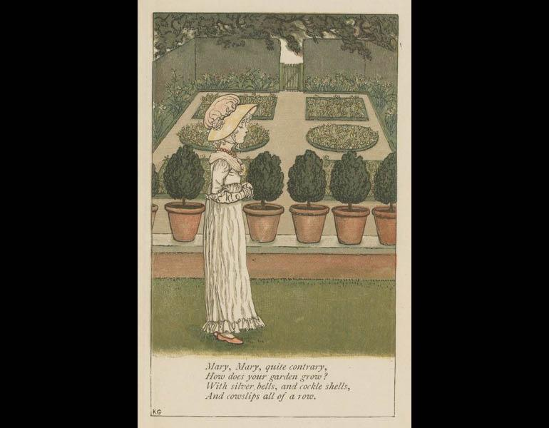 Mother Goose, page 30. IML 958983