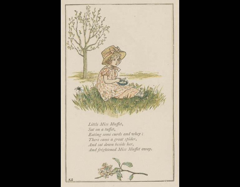 Mother Goose, page 40. IML 958984