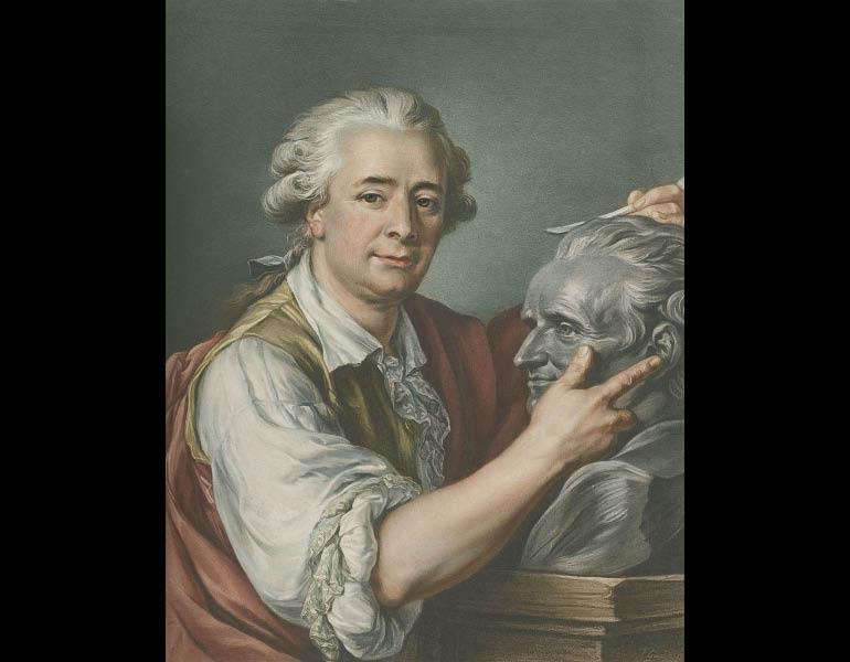 Augustin Pajou, Le Biscuit de Sèvres: Recueil des Modeles de la Manufacture de Sèvres au XVIIIe Sièle