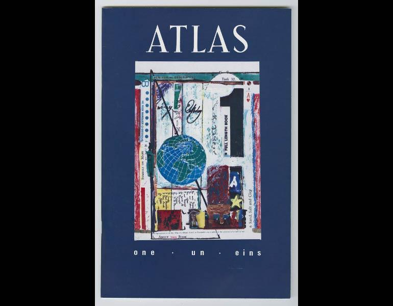 Atlas, no. 1, 1985. IML 959002