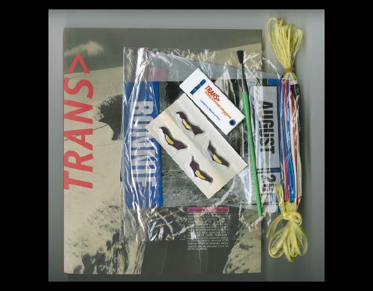 Trans > arts, cultures, media, no. 9/10, 2001. IML 959005