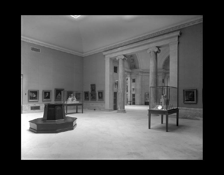Gallery I - Colonial Art, including early American Silver. IML 963821