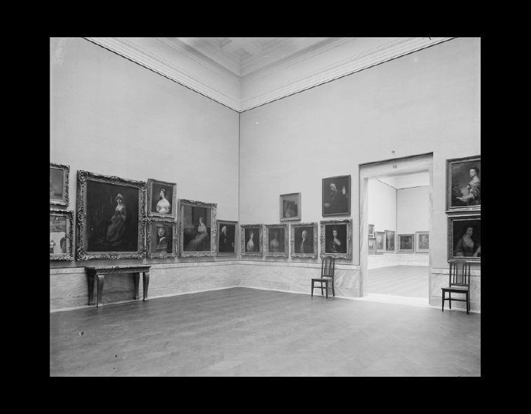 Gallery VII - Painters: English. IML 963837