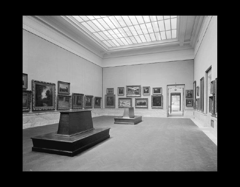 Gallery VIII - Painters: American, 19th Century. IML 963817