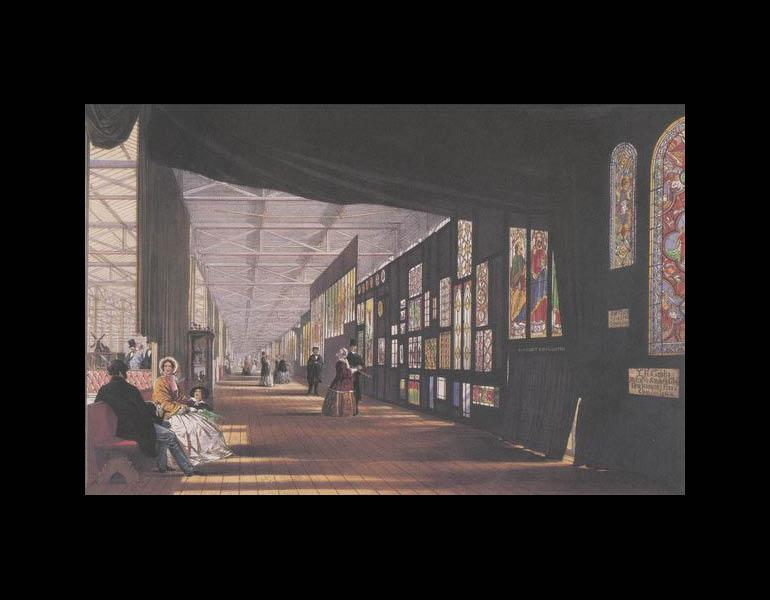 Stained Glass Gallery. Crystal Palace: Joseph Paxton and Charles Fox, p. 39. IML 971856