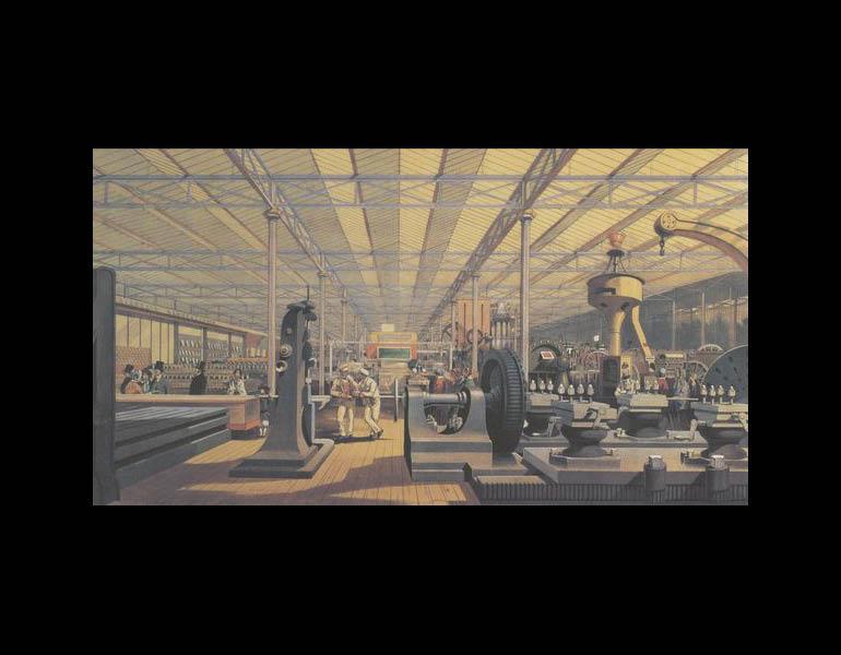 Moving Machinery Hall. Crystal Palace: Joseph Paxton and Charles Fox, p. 38. IML 971855