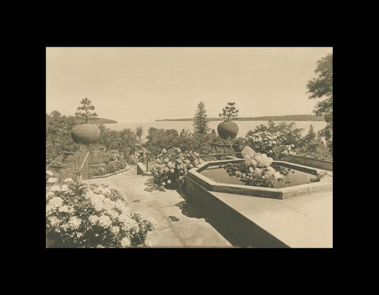The Terrace, Laurelton Hall (page 66).