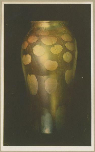 Iridescent Lustre Vase, Seventy-second Street Collection (page 24).