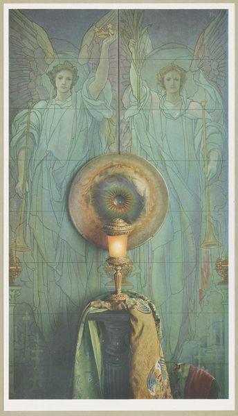 Venetian Lamp (page 40A).