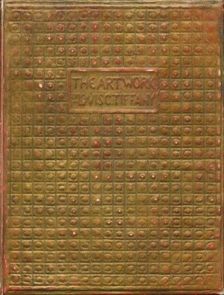 The Art Work of Louis C Tiffany (cover).