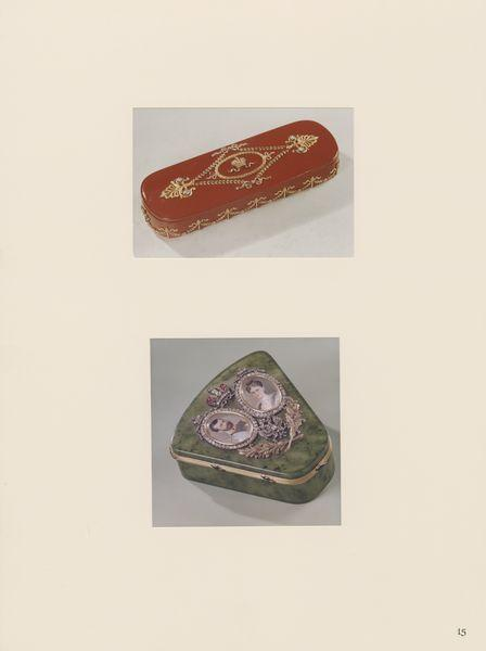 Sheet 15. Minshall, India Early, Fabergé: From the Collection of India Minshall (Cleveland, OH, 1965).