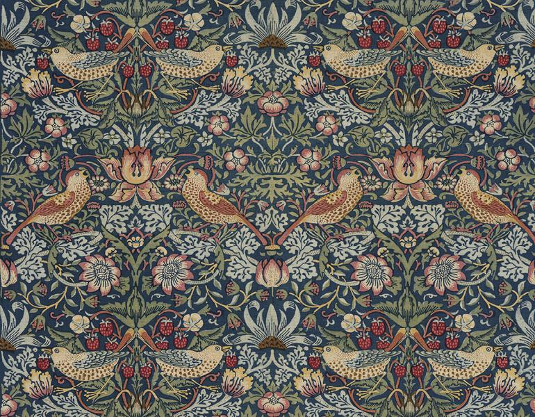 William Morris Designing An Earthly Paradise Cleveland Museum Of Art